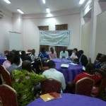 the SEND-Ghana meeting took place in Accra