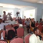Editors Forum in Accra