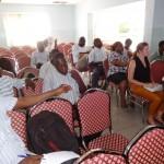 National Editors Forum in Accra in November 2014