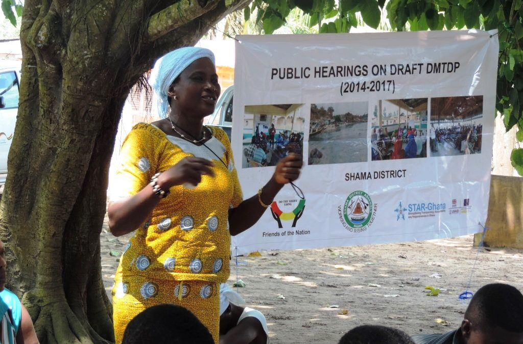 """""""Bridging Gaps in Local Governance"""" – Lessons from Community Engagement"""