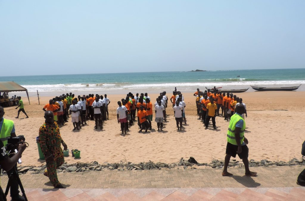 """Safe Fishing Saves Lives"" – Annual Regatta for awareness raising of fisheries regulations held at Busua"