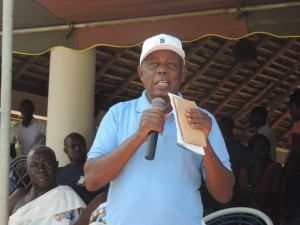 Nana Konduah from GNCFC