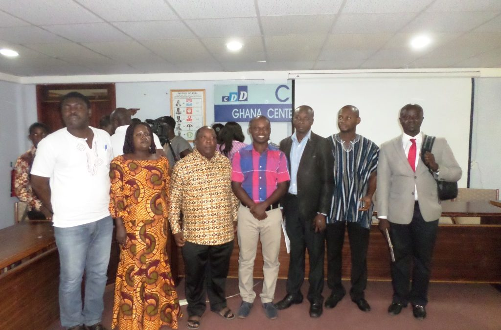 Friends of the Nation to deepen Social Accountability in Shama District