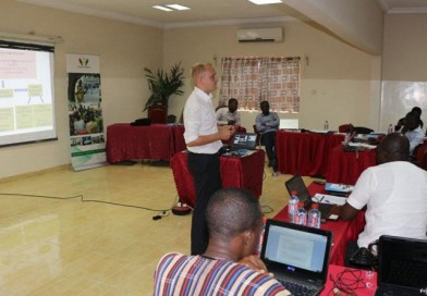 2-DAY TRAINING FOR MEDIA & CSOs ON OPEN DATA AND EXTRACTIVE DATA ANALYSIS