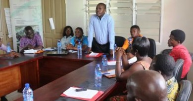 THIRTY PEOPLE TRAINED ON SOCIAL ACCOUNTABILITY TOOLS
