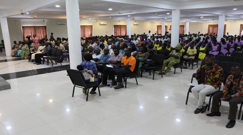 STAKEHOLDERS BRAINSTORM ON A ROAD MAP TOWARDS FORMALISATION OF ASM IN GHANA