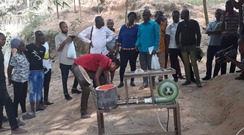 FoN trains Miners, NGOs and Regulators on mercury-free methods of extracting gold
