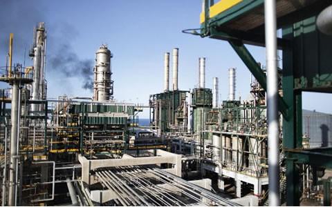 Gas Infrastructure Project in Western Region