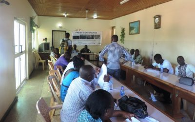 Friends of the Nation supports Ohiamadwene Rice Growers Association for recovery of farmlands