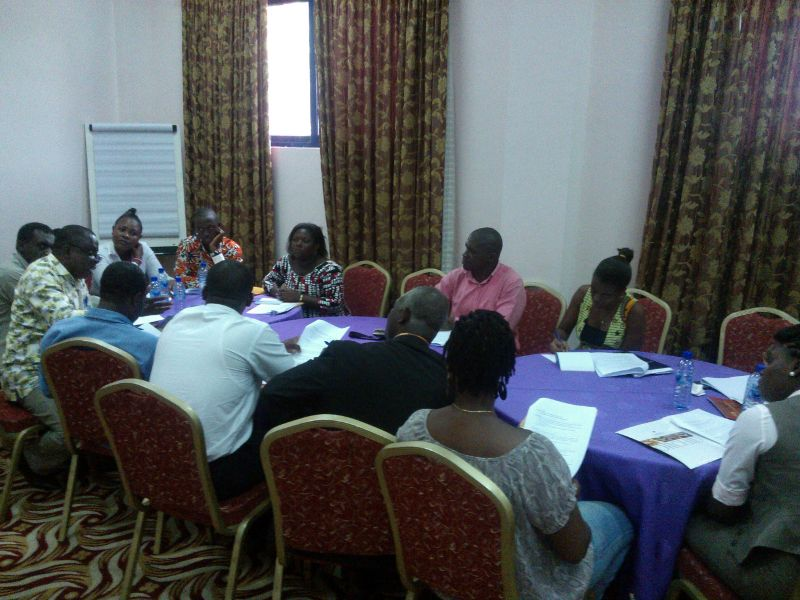 Managing Relations between Civil Society and District Assemblies