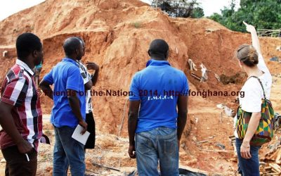 FoN commences action research into Small-Scale Mining in Ghana