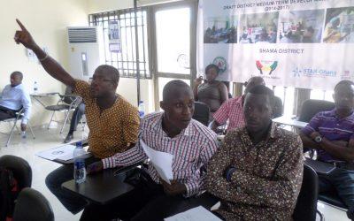FoN supports Validation of Shama's Development Plan