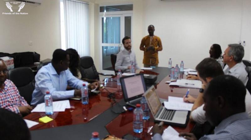 National Dialogue on ASM