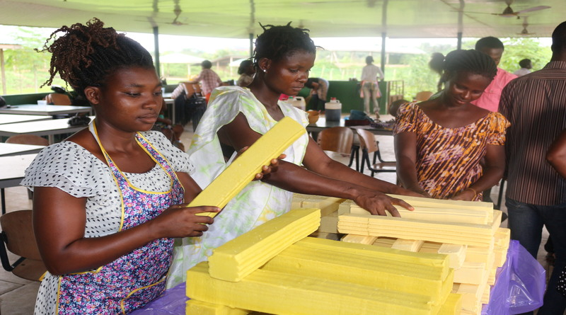 SECURING A BRIGTHER FUTURE FOR YOUNG MINERS THROUGH SKILLS TRAINING & LIVELIHOOD DIVERSIFICATION