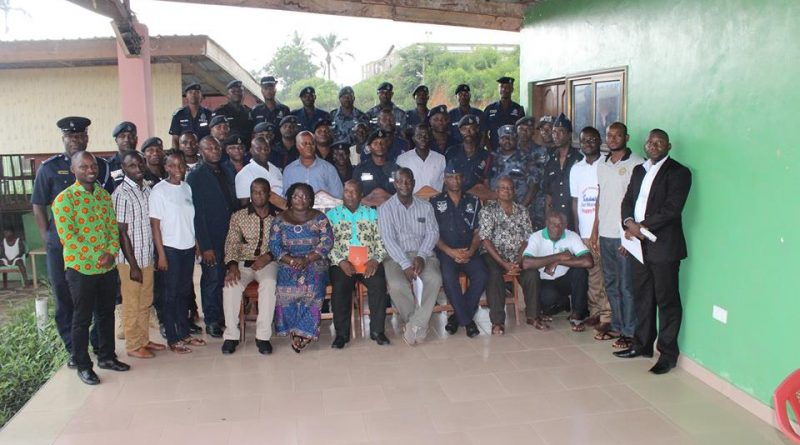 REBUILDING TARGETED MARINE STOCKS: TRAINING ON FISHERIES LAWS FOR ENFORCEMENT OFFICERS