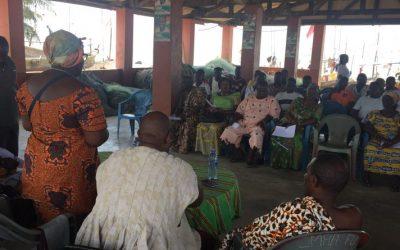 COMMUNITY LEADERS OF ANOMABO, EGYAA & BIRIWA ORIENTED ON VSLA