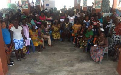 INTRODUCING VSLA TO COMMUNITIES