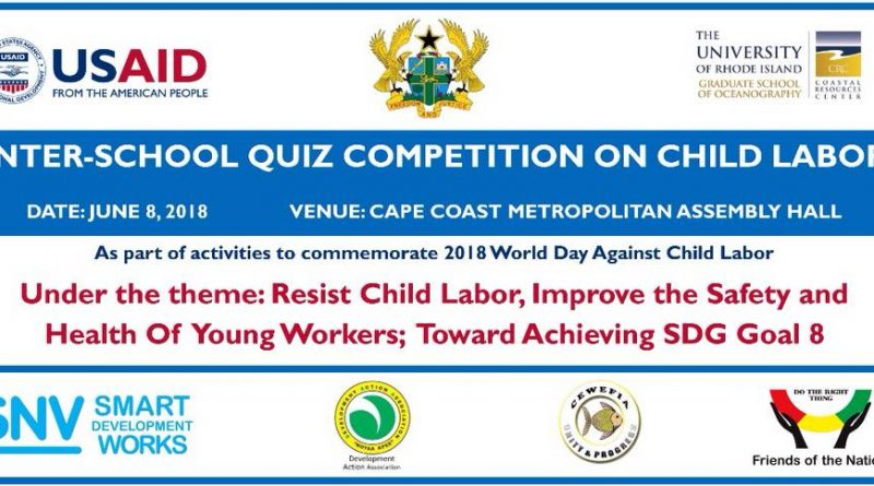 2018 World Day Against Child Labour