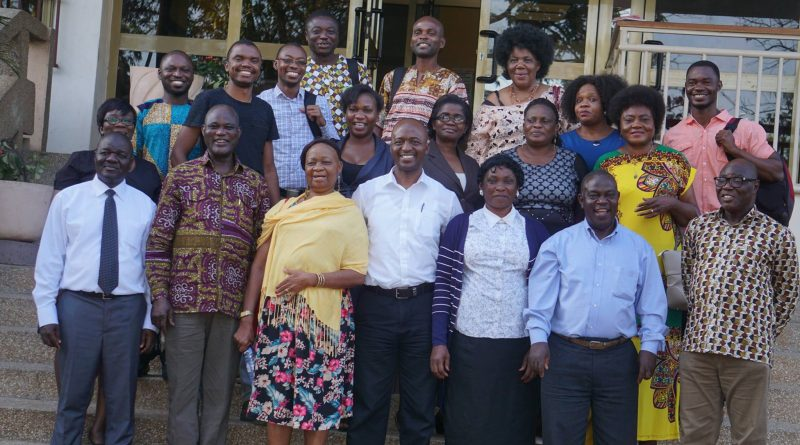 EXCHANGE LEARNING VISIT ON ARTISANAL AND SMALL SCALE MINING IN GHANA, MALAWI AND ZAMBIA