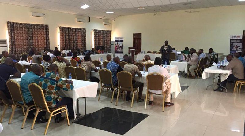 Engagement with Coastal MMDAs on Fisheries Management