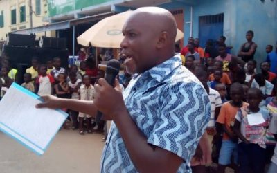 FoN Celebrates Edina Bronya 2019 with the People of Elmina