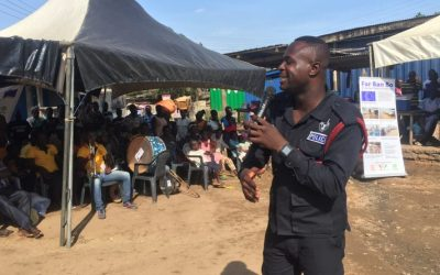 'Saiko' is still Illegal – Marine Police Officer, Agyemang Opambour
