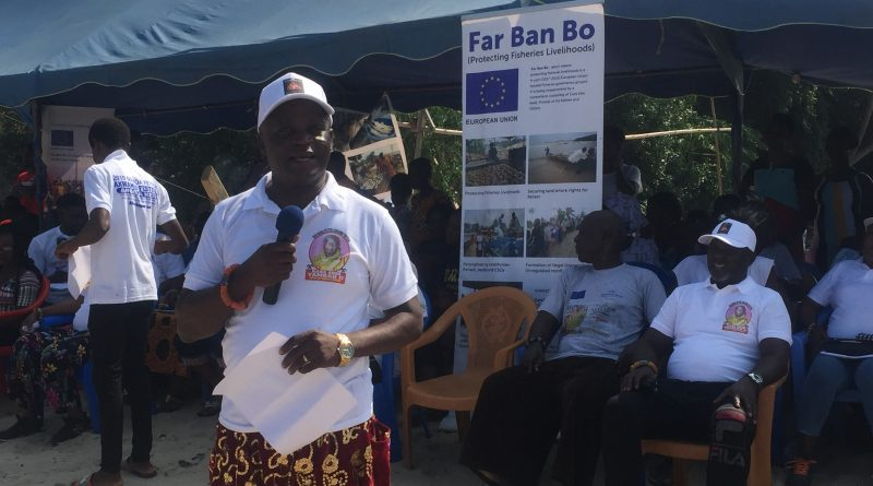 We want to end IUU on our shores – Gomoa Fetteh fishermen pledges