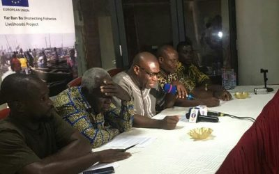 Fisheries stakeholders unsatisfied with government's effort in combating IUU