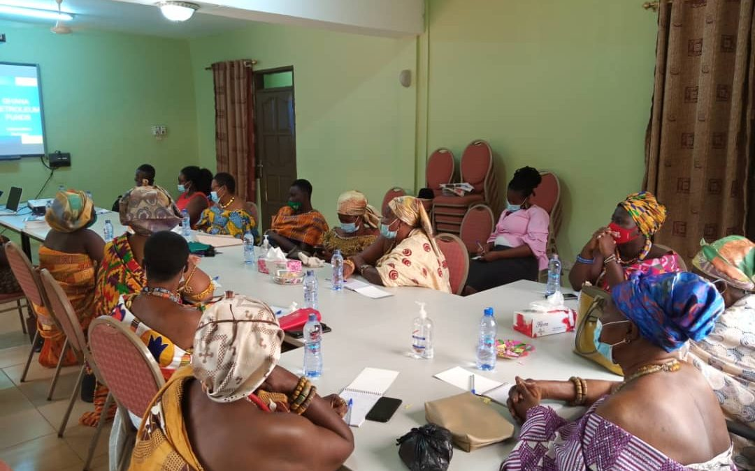 Queen Mothers' manifesto to influence oil revenue utilization