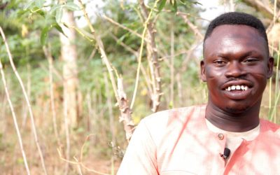 Physically constrained but actively farming- The story of Abdul-Aziz N. Hood