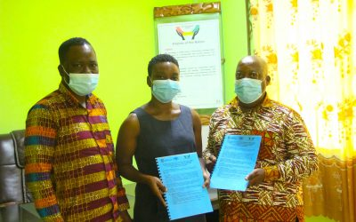 FoN signs agreement with University of Cape Coast
