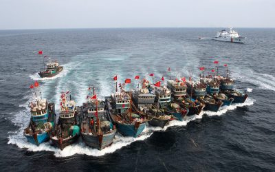 Breaking: Ghana issued a yellow card by EU over Illegal fishing practices