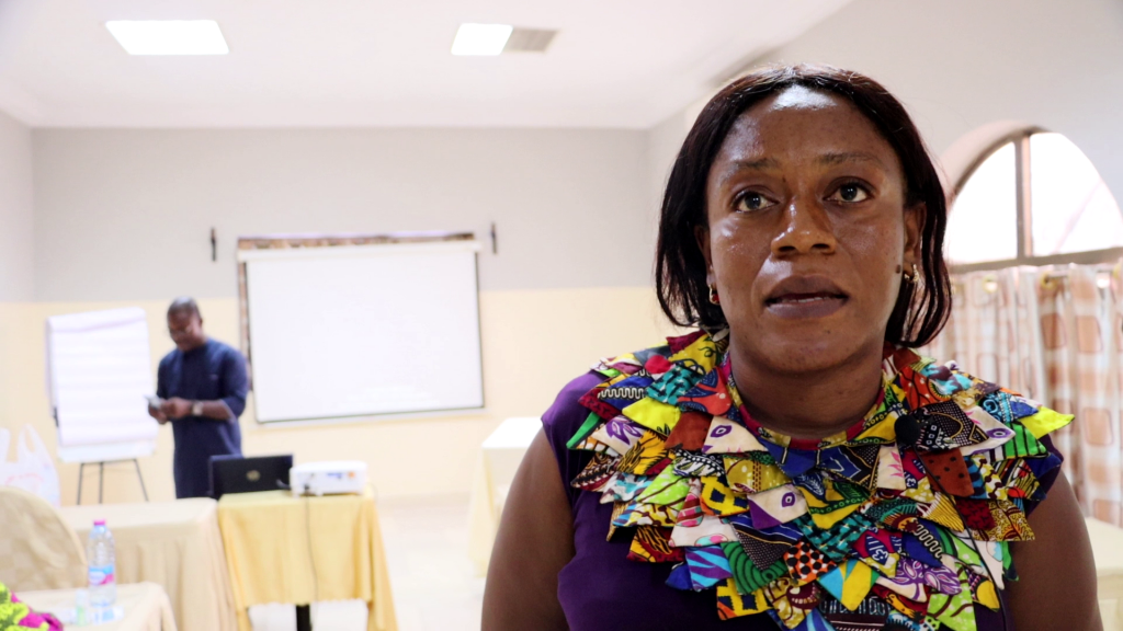 Love Ekuba Achea Newton, Chief Executive Officer of Diamond 77 Beauty School